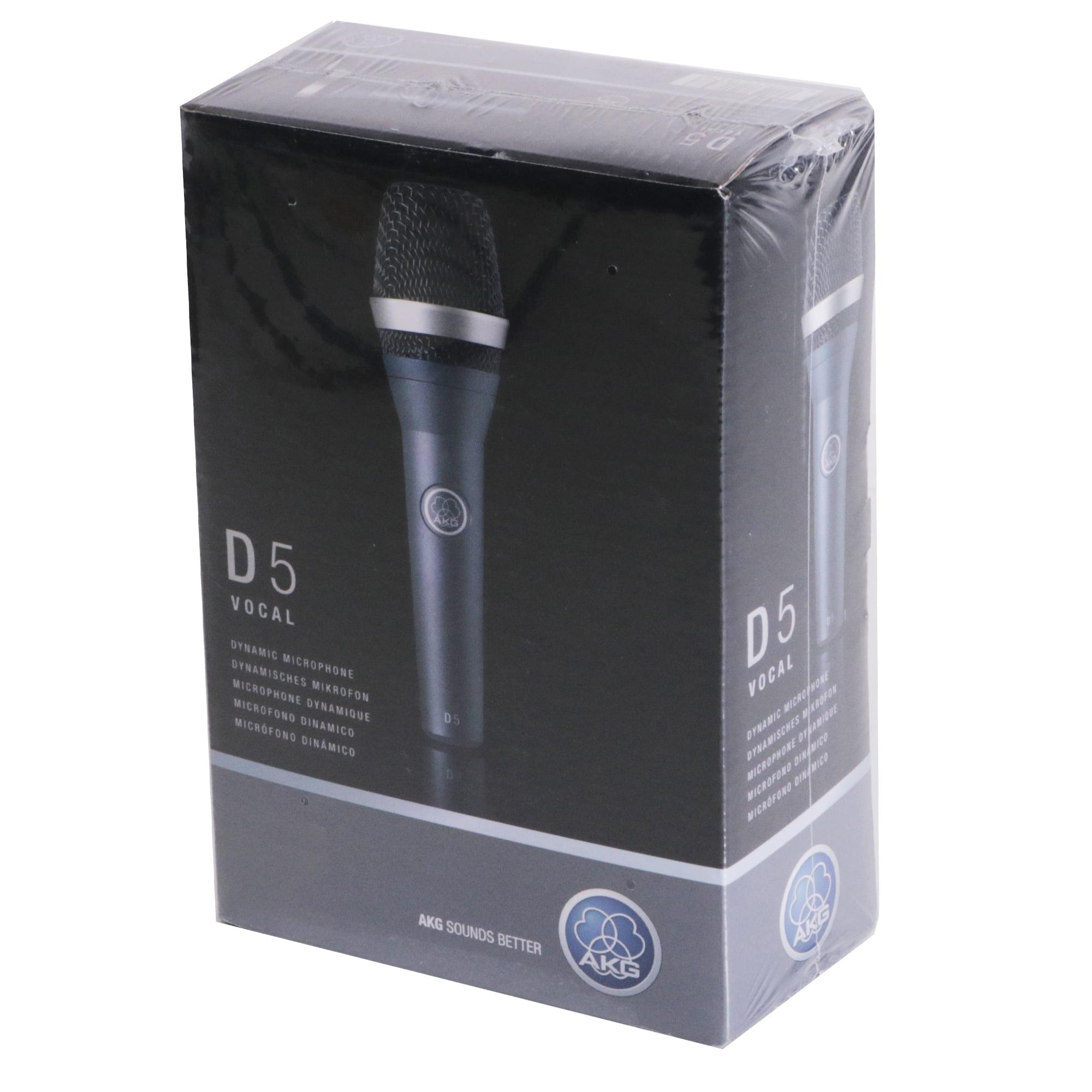AKG D5 Vocal Dynamic Microphone by AKG