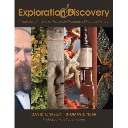 Exploration And Discovery   Treasures Of The Yale Peabody Museum Of Natural History