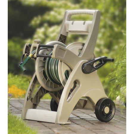 Suncast Plastic Hose Reel Cart ()