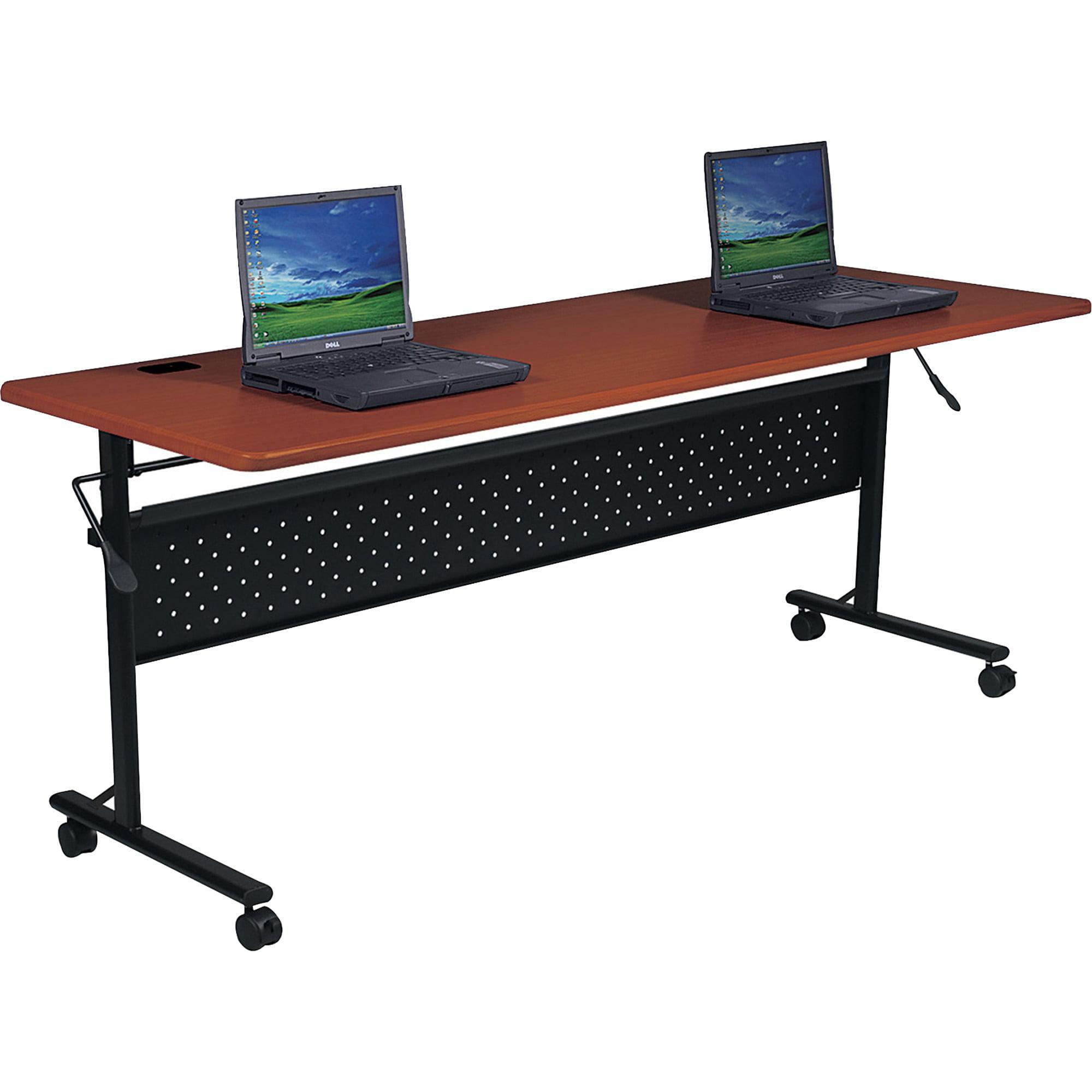 Lorell, LLR60666, Flipper Training Table, 1 Each