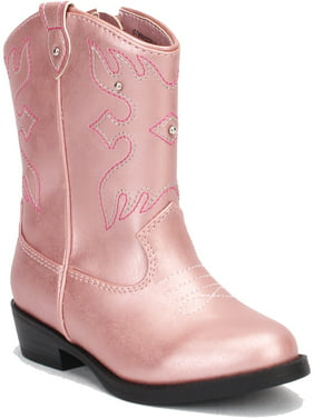 Wonder Nation Western Cowboy Boot (Toddler Girls)