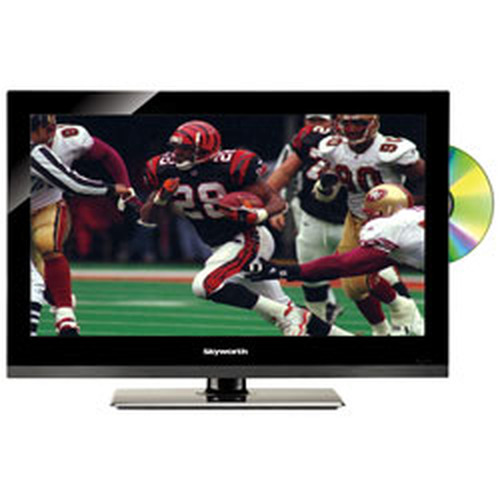 Skyworth 22 TV/DVD Combo with LED Backlighting and AC/DC ...