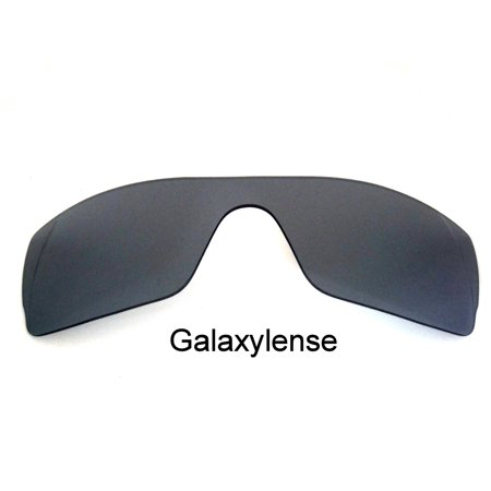 Galaxy Replacement Lenses For Oakley Batwolf Iridium Black Polarized 100%UVAB