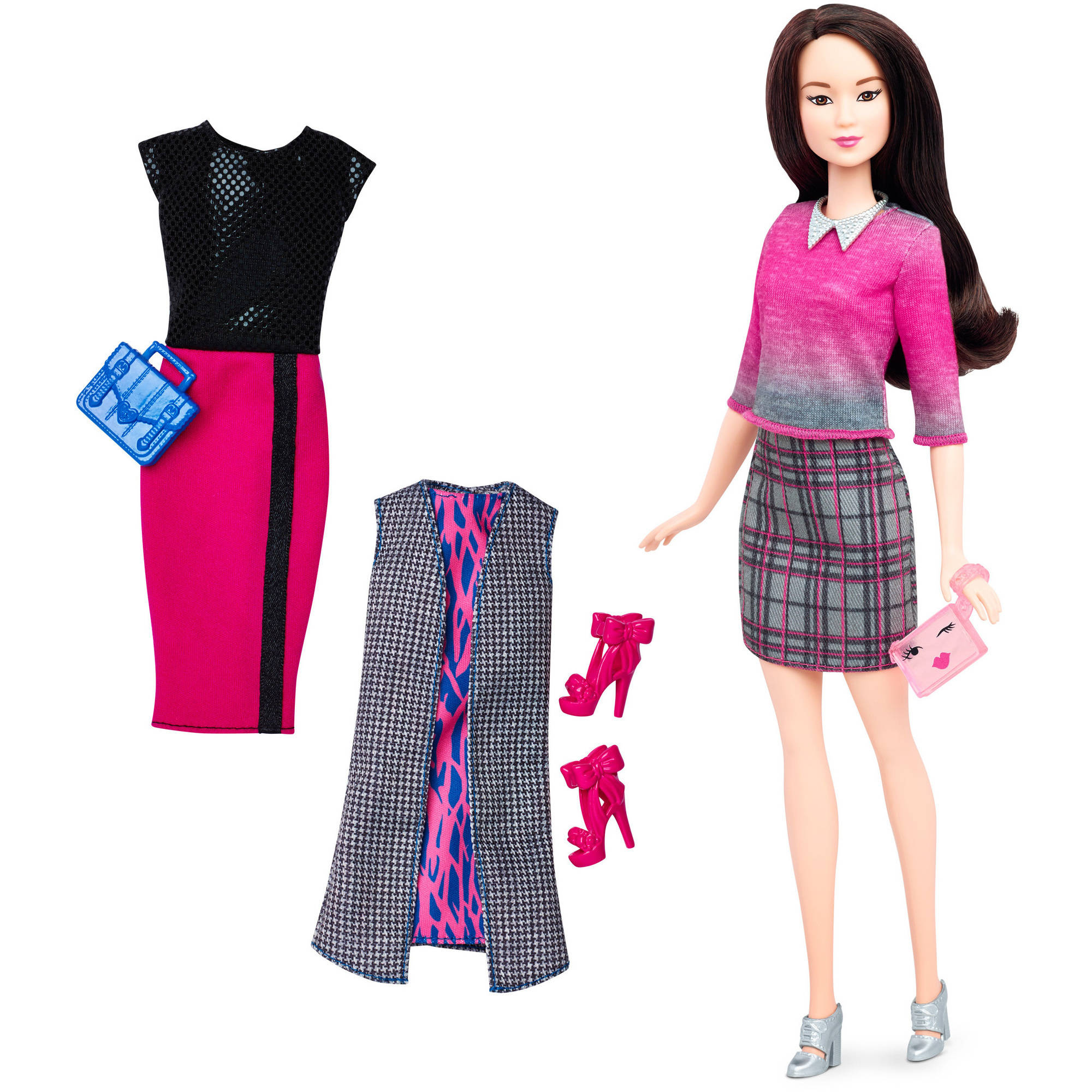 Barbie Chic with a Wink Fashionista Gift Set