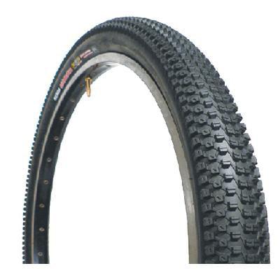 Kenda Tomac Small Block 8 Wire Bead Cross/Hybrid Bicycle Tire - 20 inch (Hybrid Bicycle Tire Wire Bead)