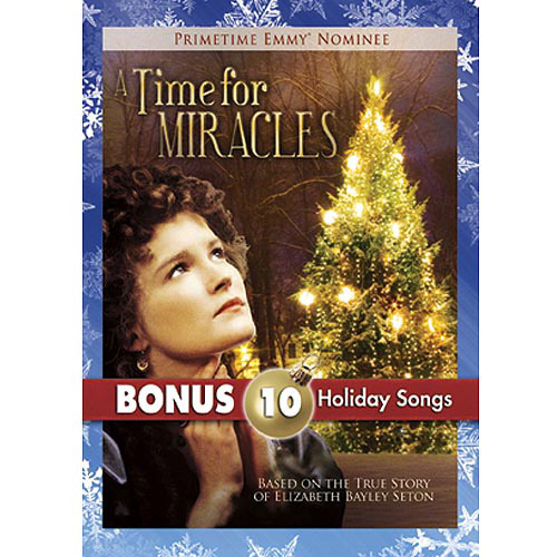 A Time For Miracles (With 10 Christmas MP3s)
