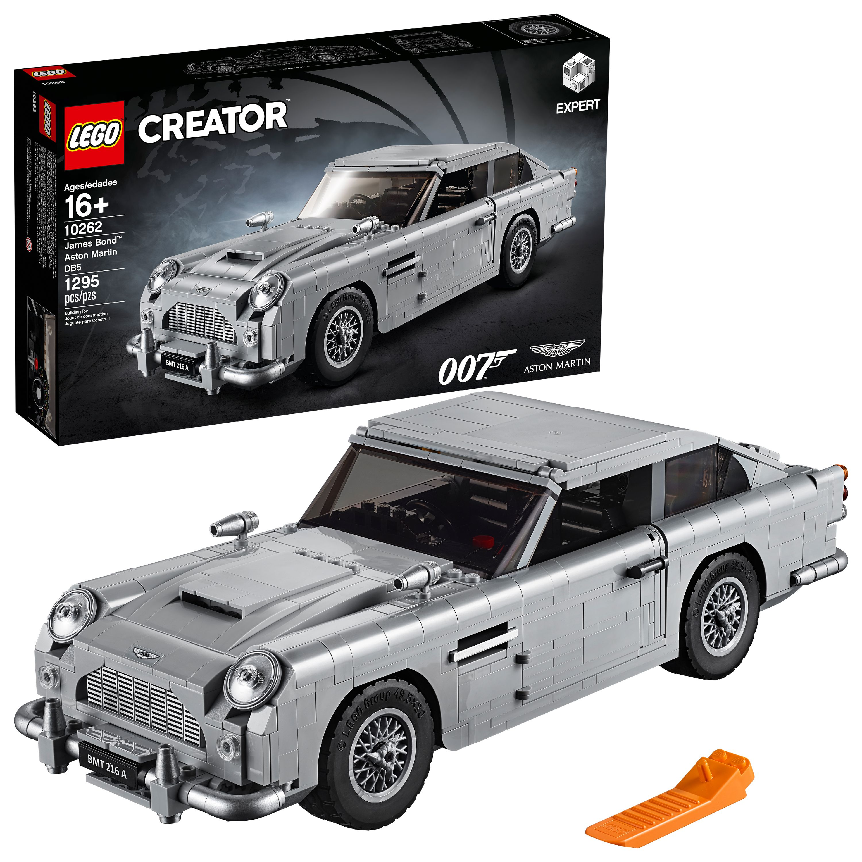 Lego Creator Expert James Bond Aston Martin DB5 10262 by LEGO System Inc