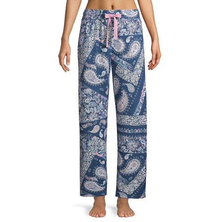 Printed Pajama Pants ()