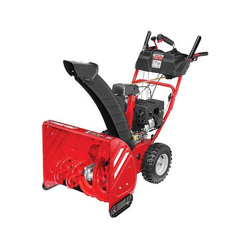 Mtd Products 31AM6BP2766 Gas Snow Blower, 2 Stage, 208cc Electric Start Engine, 24-In. Path by MTD PRODUCTS INC