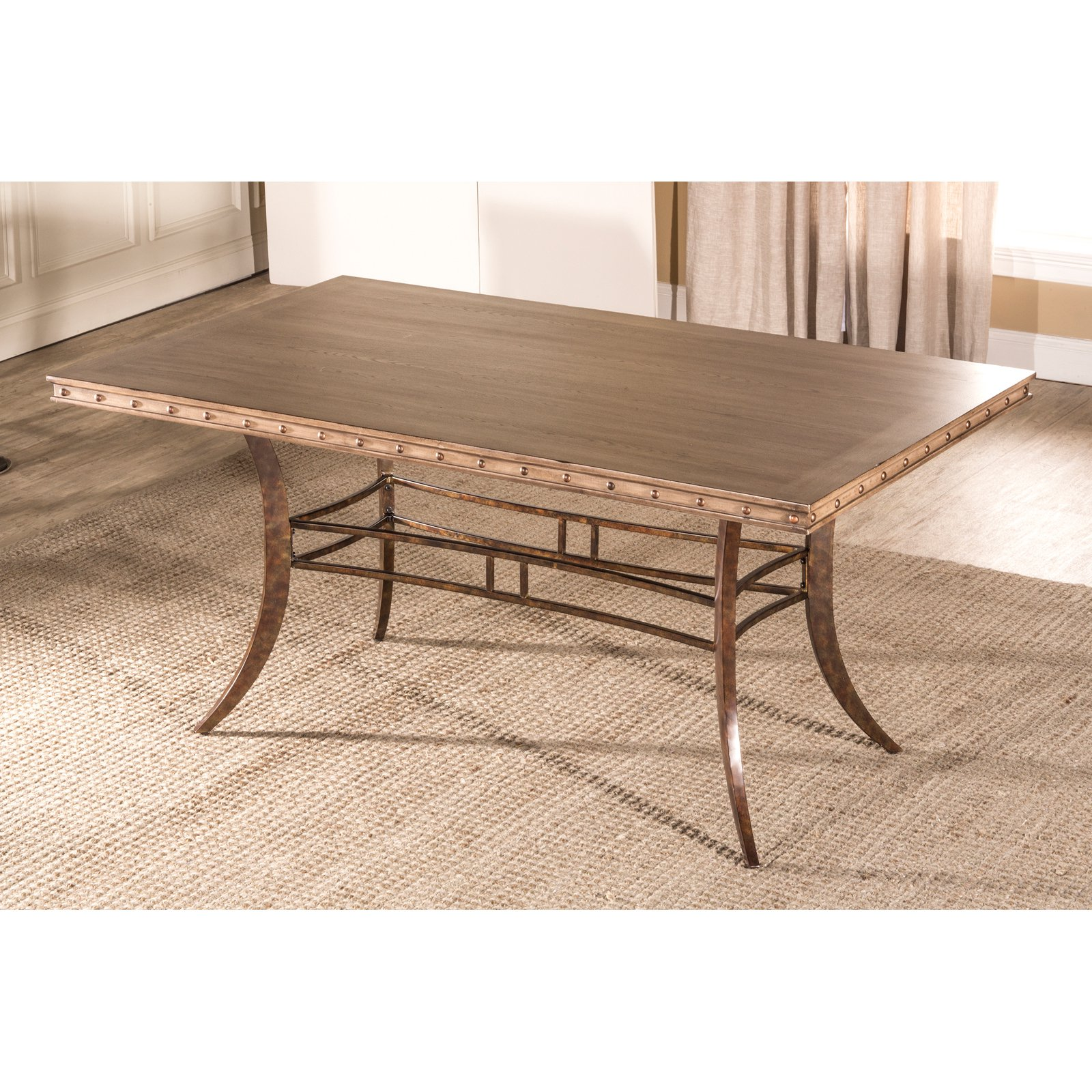Hillsdale Furniture Emmons Rectangle Dining Table