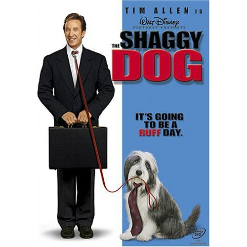 The Shaggy Dog (2006) (Full Frame)