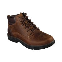Men's Skechers Relaxed Fit Segment Garnet Boot