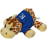 "Kansas City Royals 13"" Floppy Feet Giraffe"