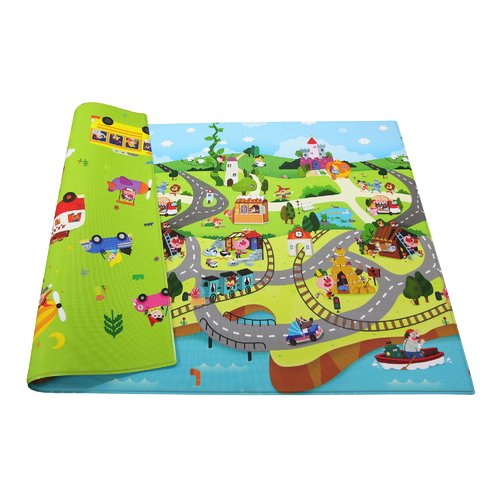 Baby Care Story World Floor Mat