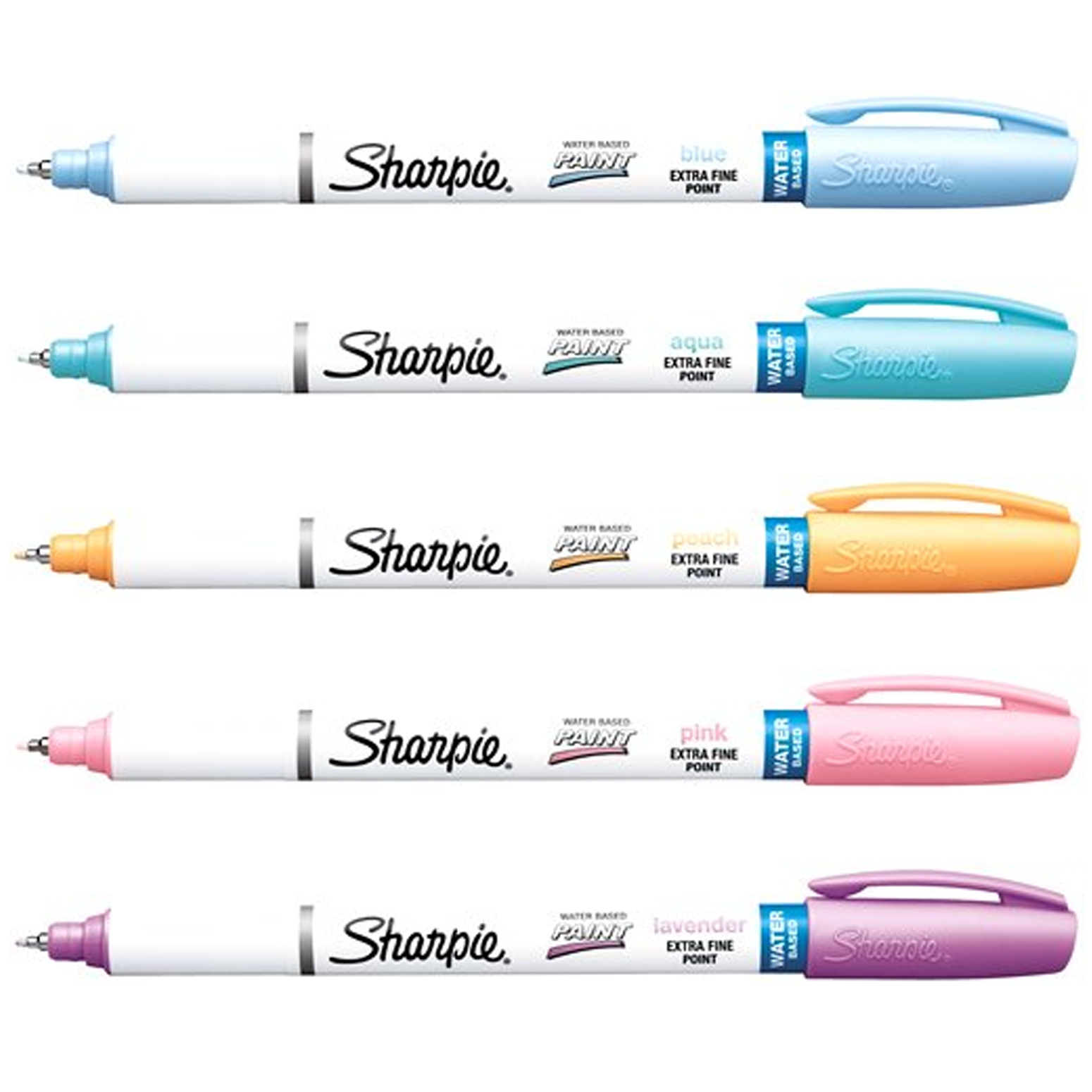 Img 5242904099 1513826316. Img 5242904099 1513826316. Sharpie Water-Based  Paint Markers, 6 count, Extra Fine Tip ...