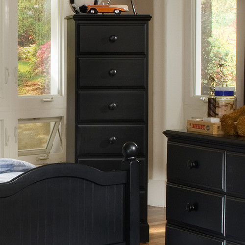 Carolina Furniture Works, Inc. Midnight 6 Drawer Lingerie Chest