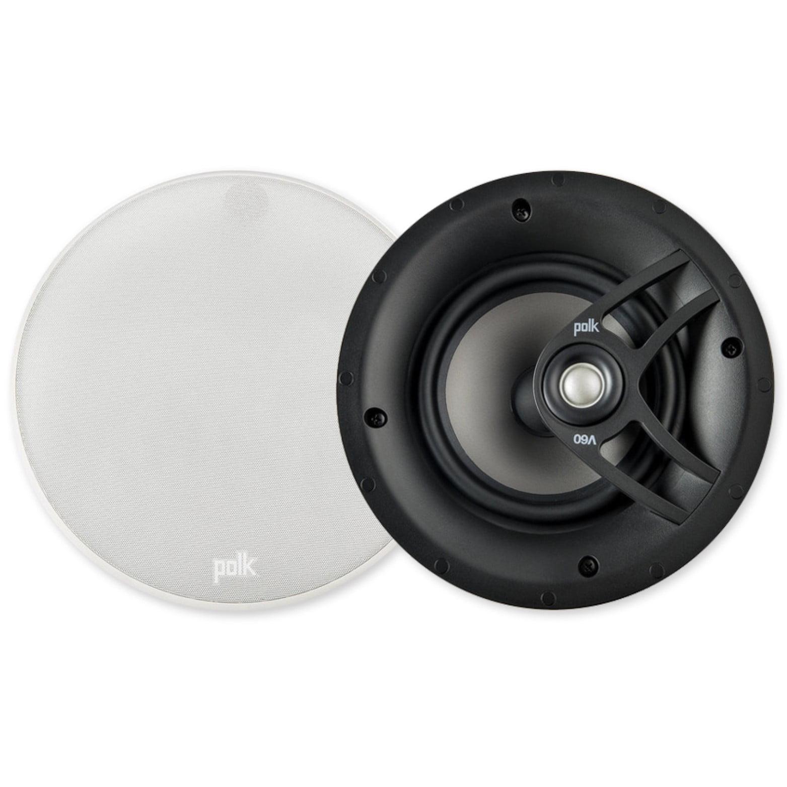 Polk Audio V60 High Performance Vanishing In-Ceiling Spea...