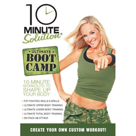 10 Minute Solution Ultimate Boot Camp (DVD)