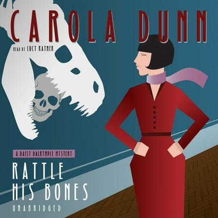 Rattle His Bones - Audiobook