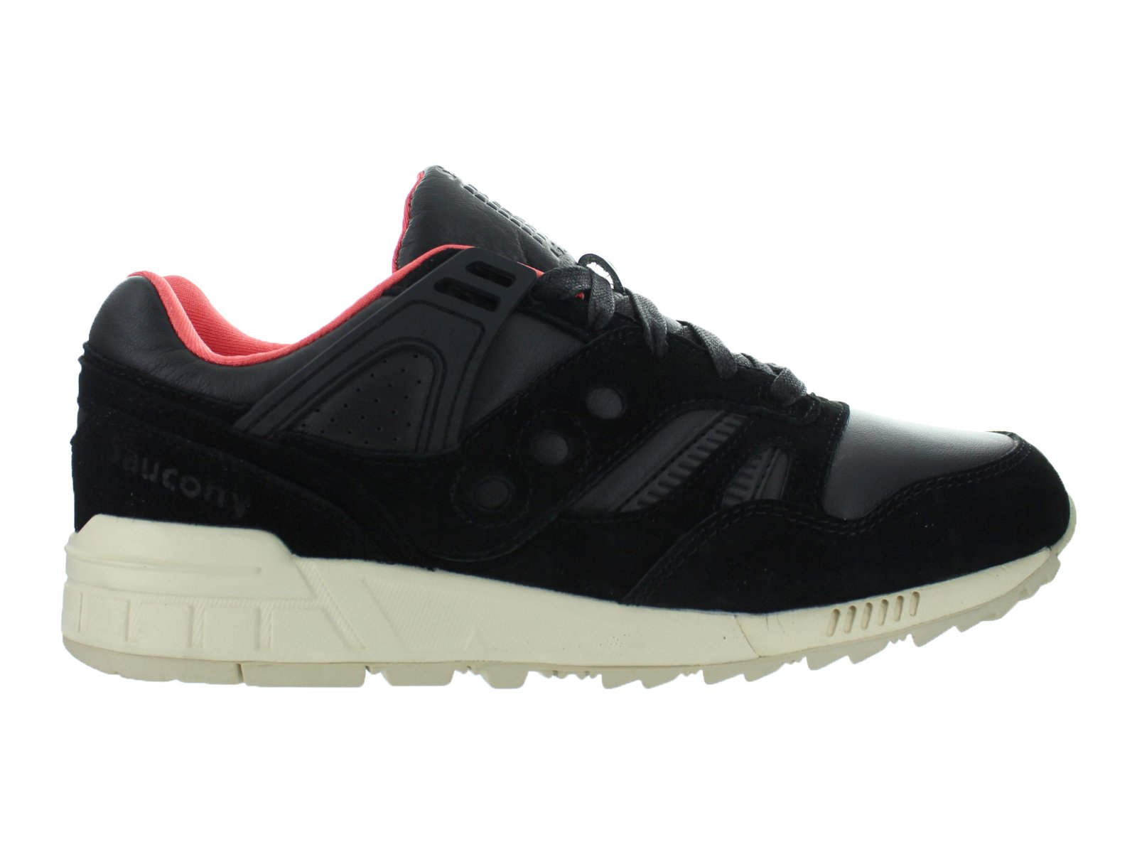 Mens Saucony Grid SD Public Gardens Boston Black S70263-3 by