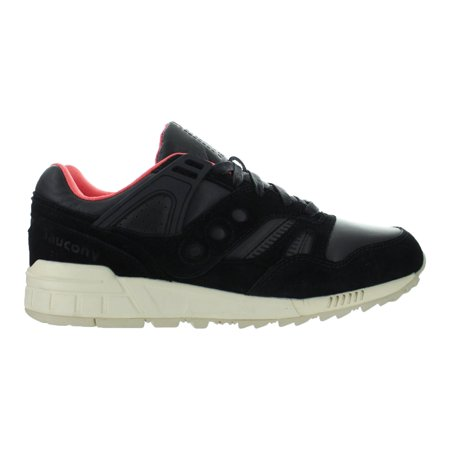 - Mens Saucony Grid SD Public Gardens Boston Black S70263-3