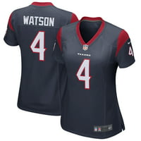 Deshaun Watson Houston Texans Nike Women's Game Jersey - Navy