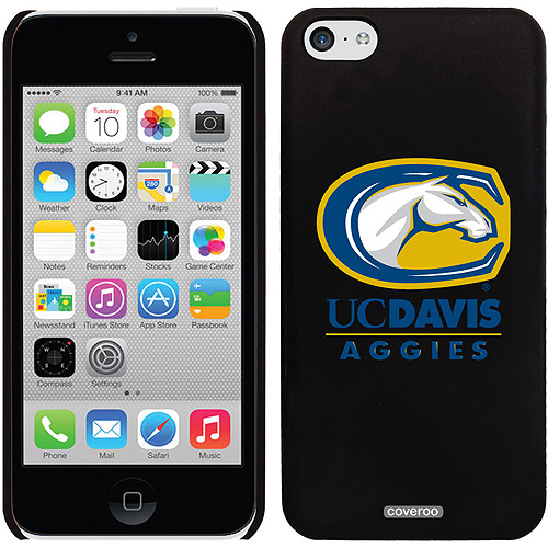 Coveroo UC Davis Aggies Mascot Design Apple iPhone 5c Thinshield Snap-On Case
