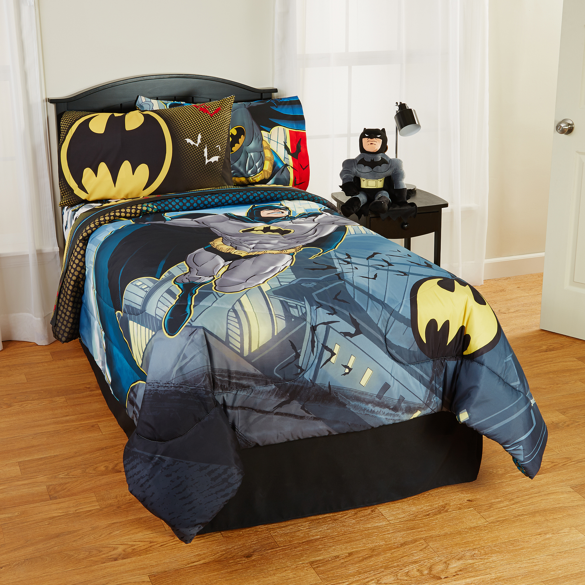 Simple Batman Bedroom Set Ideas