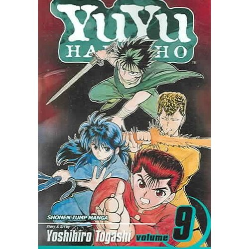YuYu Hakusho 9: Heir Apparent