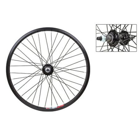 Rear Wheel Hop (Wheel Rear 20x1.75 Weinmann 519 Black -B/O Black 6s 36H)