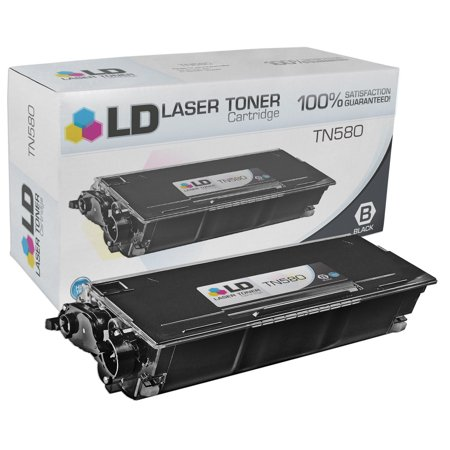 LD Compatible Brother TN580 (TN550) High Yield Laser Toner Cartridge for DCP-8060, DCP-8065, HL-5200, HL-5240, HL-5250, HL-5270DN, HL-5280, MFC-8460N, MFC-8470DN, MFC-8660DN, (Tn580 Compatible Toner)