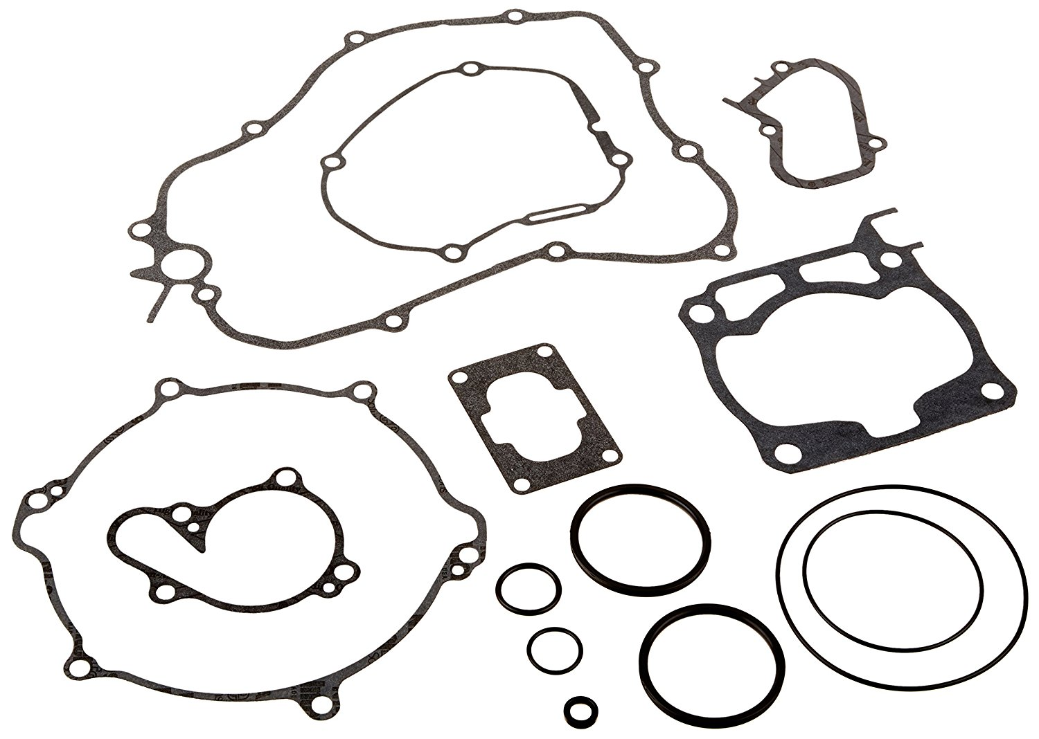 New Vertex Complete Gasket Set Wo Seals For Yamaha Yz 125 05 16