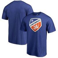 FC Cincinnati Fanatics Branded Primary Team Logo T-Shirt - Royal