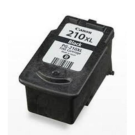 210XL Black Ink Cartridges for Canon PG-210XL PIXMA MX360