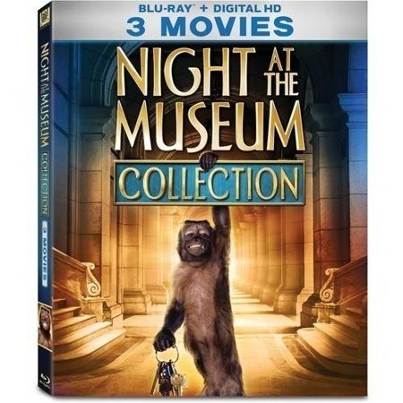 Night at the Museum 3-Movie Collection (Blu-ray + Digital