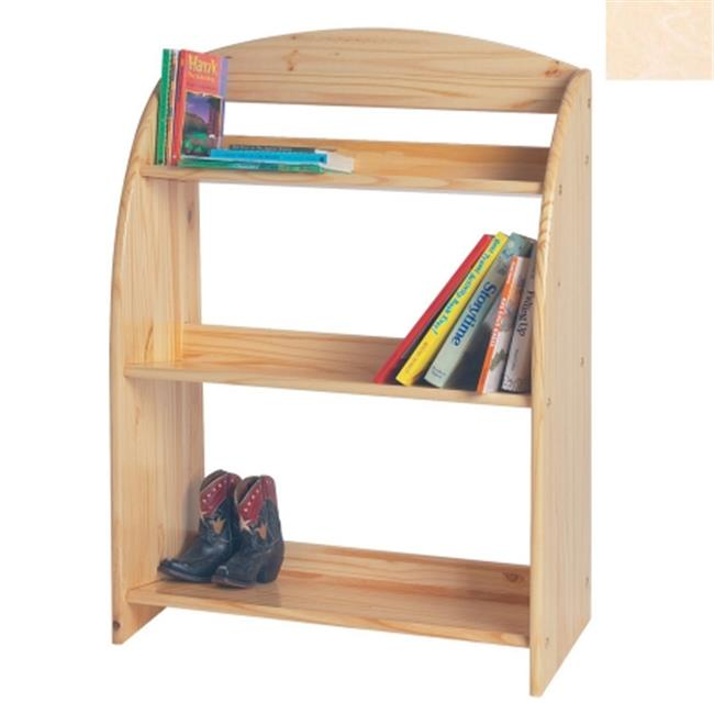 Little Colorado 067UNF 68.6cmW x 35.6cmL x 3'7.6cm H Wood Kids Bookcase by Little Colorado