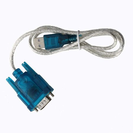 USB to Rs232 COM Port Serial PDA 9 Pin Db9 Cable - Bookholders Com