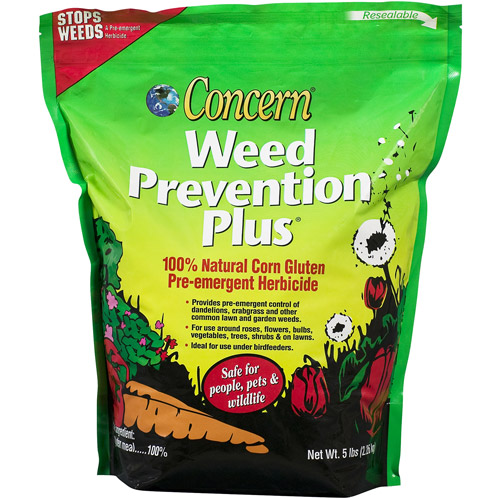 Conern Woodstream Victor 97181 5 Lb Weed Prevention Plus For Gardens