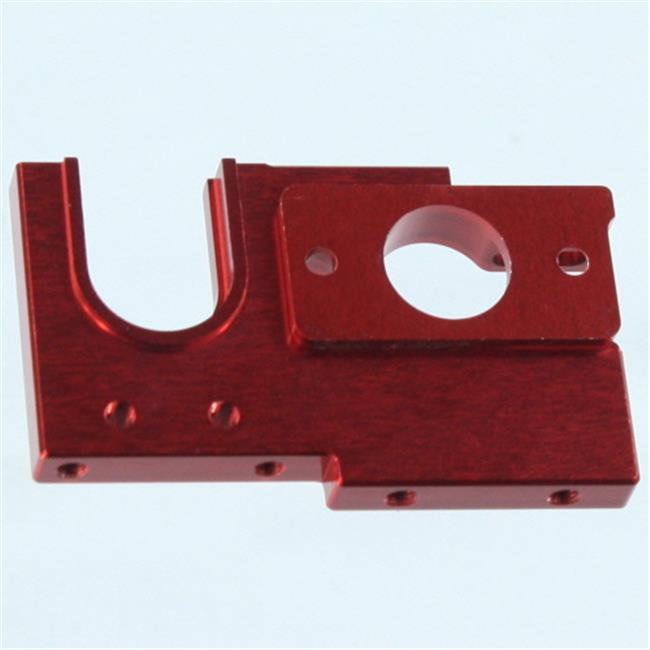 Redcat Racing 510165 Adjust Motor Mount, Red - image 1 of 1
