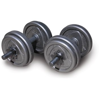 CAP Barbell Adjustable 36 Lb Dumbbell Set