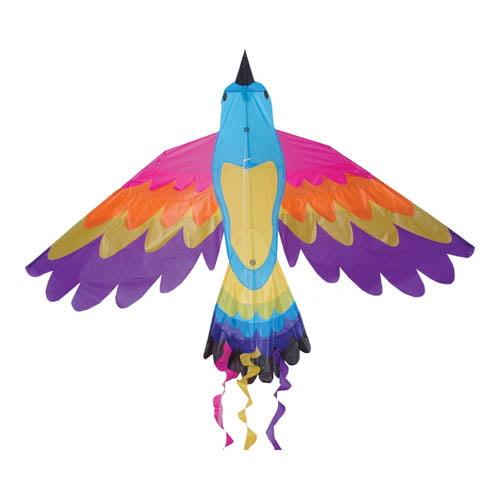 "Bird Kite, Paradise, 70"" x 36"" Multi-Colored by PREMIER KITES & DESIGNS"