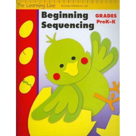 Beginning Sequencing, Grades PreK-K