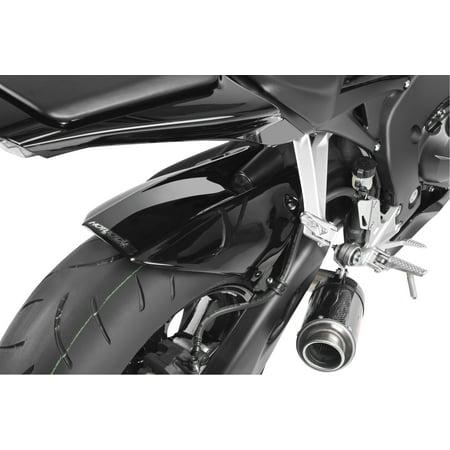 Hotbodies Racing Cbr1000rr 08-14 Hugger Cbr1000rr Blk 08 14 40801-1202 (Best Exhaust For Cbr1000rr)