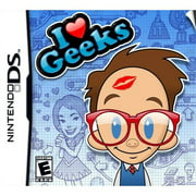 I Heart Geeks! (DS)