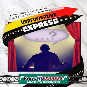 Improvisation Express - Audiobook