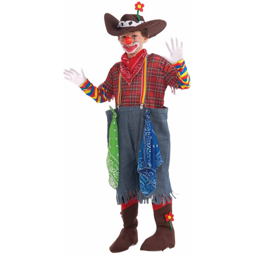 Rodeo Clown Child Halloween Costume