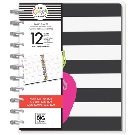 The Happy Planner® BIG - Teachers Have Class - 12 Months