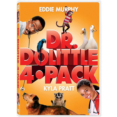 Dr. Dolittle 4-Pack (With INSTAWATCH) (Widescreen)