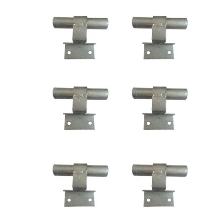 ROLLING/SLIDING GATE TRACK BRACKET -WALL MOUNT: for 1-5/8