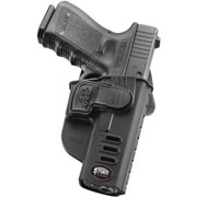 Glock 17/19/22/etc CH Rapid Release Level 2 Holster Belt